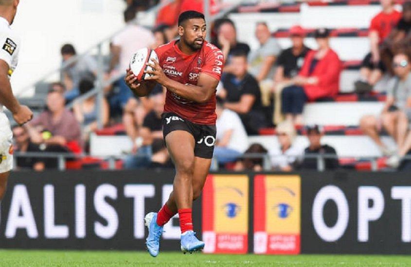 toulon julian savea ne sera pas conservé rugby france xv de départ 15