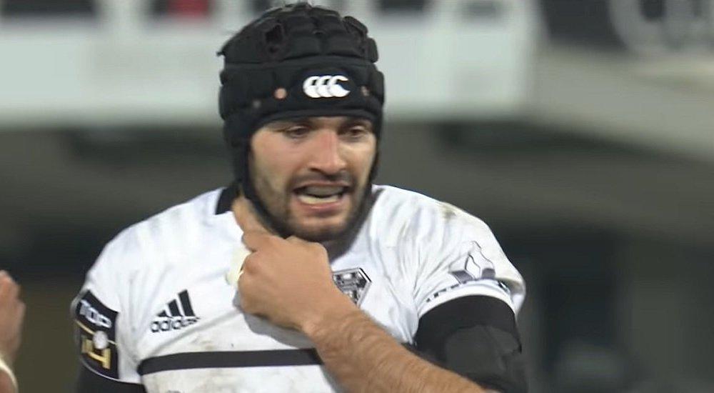 vidéo laranjeira offre la victoire à son équipe rugby france xv de départ 15