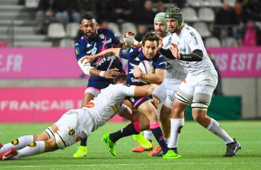 la rochelle s'impose à paris rugby france xv de départ 15