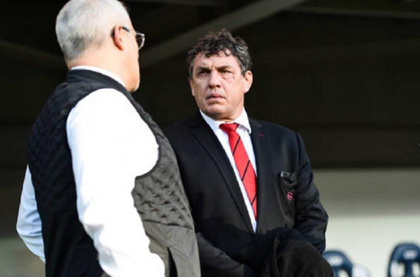 toulouse didier lacroix souhaite poursuivre le hampionnat rugby france xv de départ 15
