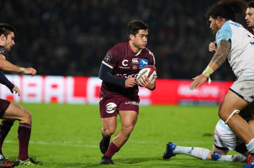 bordeaux programme 3 matches amicaux pour l'inter-saison rugby france xv de départ 15