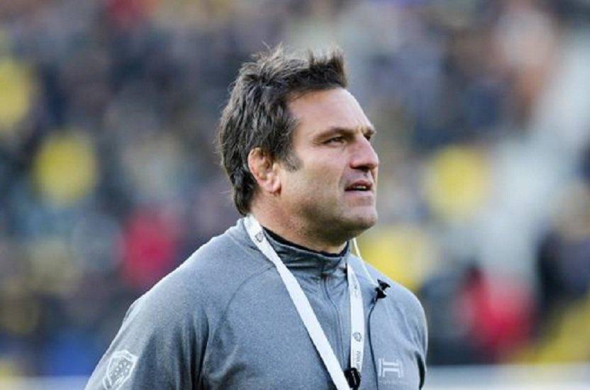 fabrice landreau quitte le stade français rugby france xv de départ 15