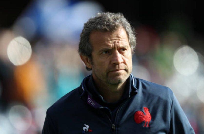 le staff des bleus réagit à l'annonce de jefferson poirot rugby france xv de départ 15