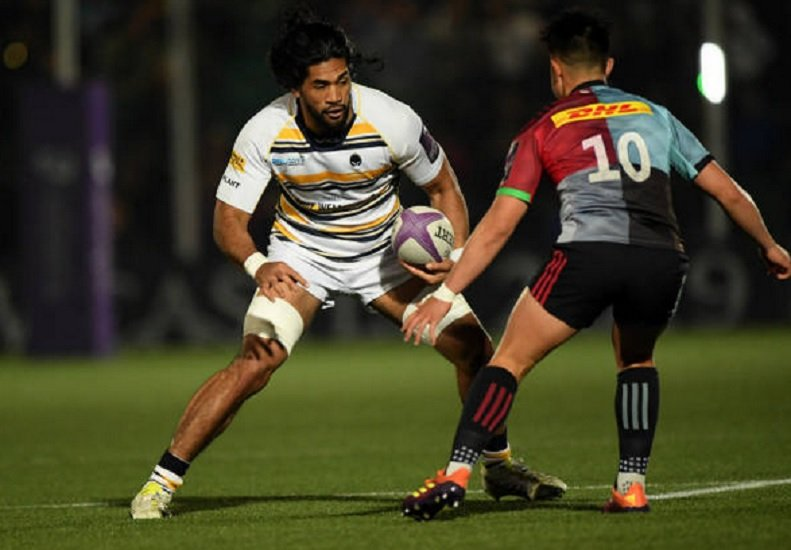 michael fatialofa de retour en club rugby angleterre xv de départ 15