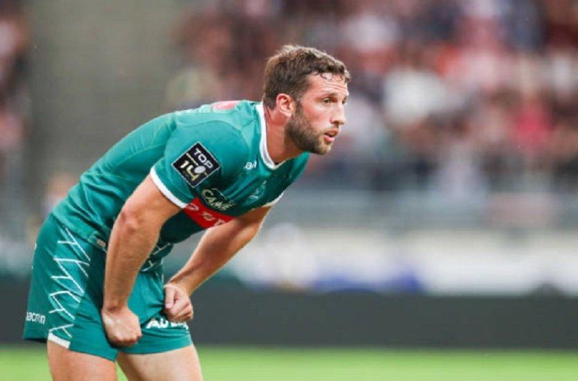 pau licenccie tom taylor rugby france xv de départ 15