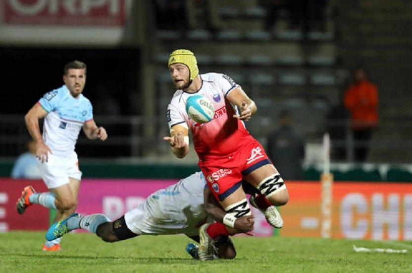 transfert capelli signe à montpellier rugby france xv de départ 15