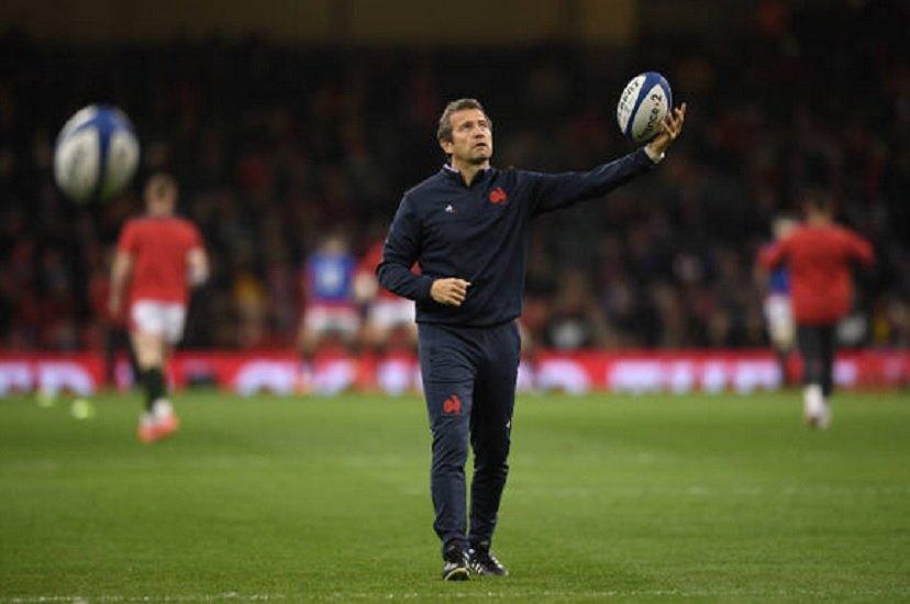 un entraineur de la vitesse dans le staff des bleus rugby france xv de départ 15