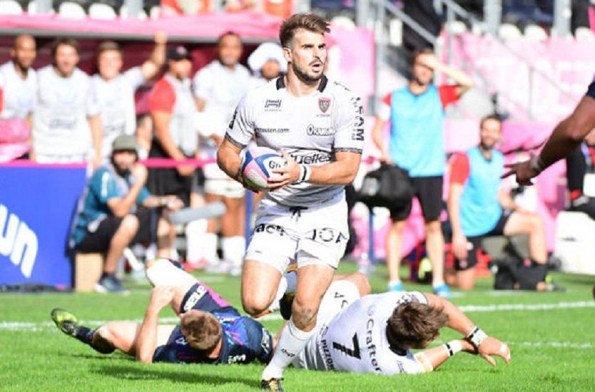 transfert hugo bonneval signe à pau rugby france xv de départ 15