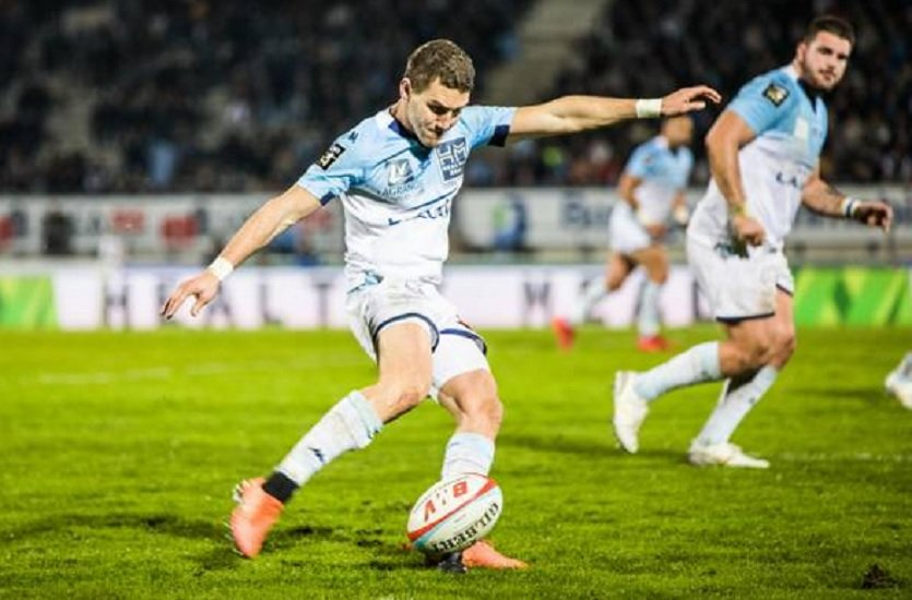 bayonne lafage absent six semaines rugby top 14 france xv de départ 15