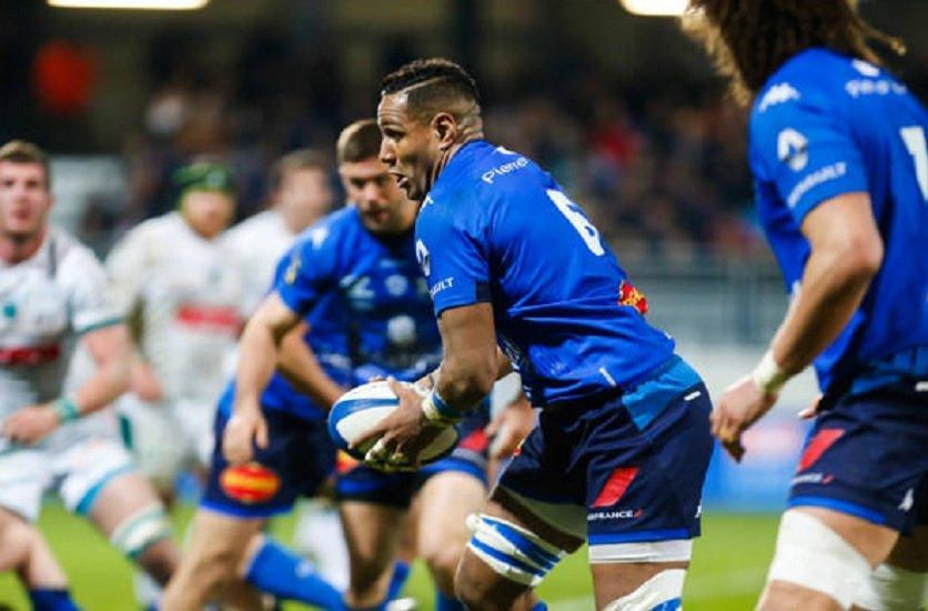 castres babillot reste capitaine rugby france xv de départ 15