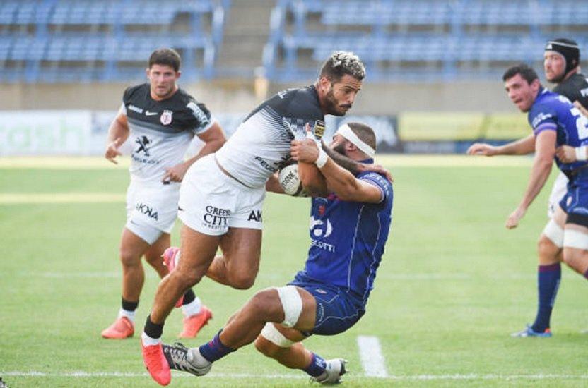 les résultats des matches amicaux de vendredi rugby france xv de départ 15