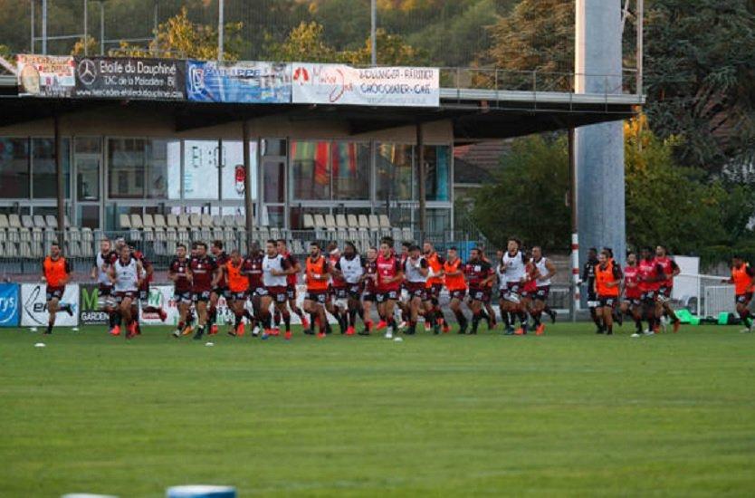 lyon un cas de covid-19 au lendemain du match contre le racing 92 rugby france xv de départ 15