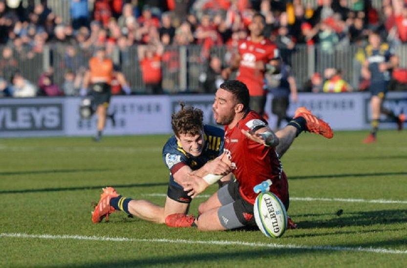 vidéo l'incroyable sauvetage de josh mckay super rugby aotearoa xv de départ 15