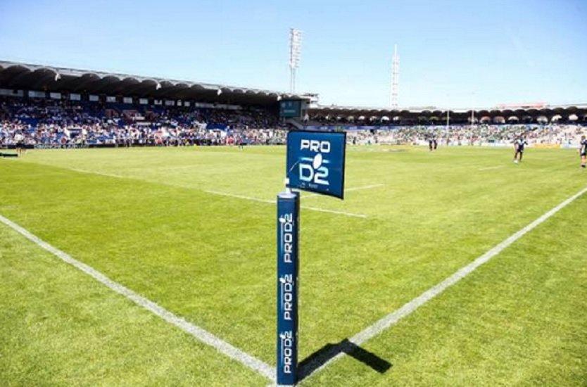 pro d2 deux matches reportés rugby france xv de départ 15
