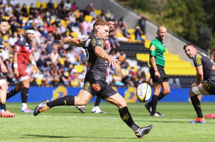 top 14 la rochelle 1ère réussie à domicile rugby france xv de départ 15