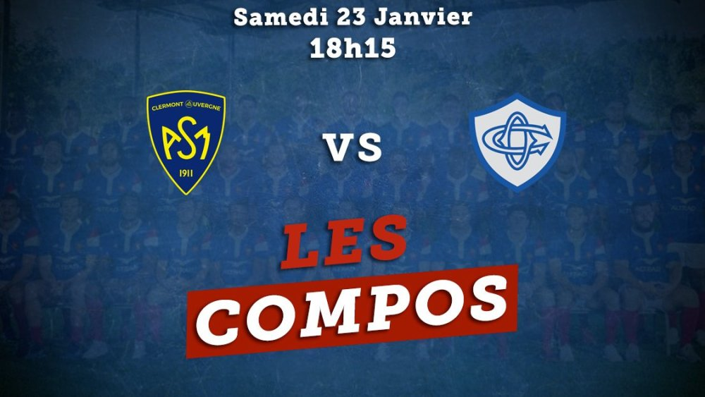 top 14 compos clermont vs castres rugby france xv de départ 15