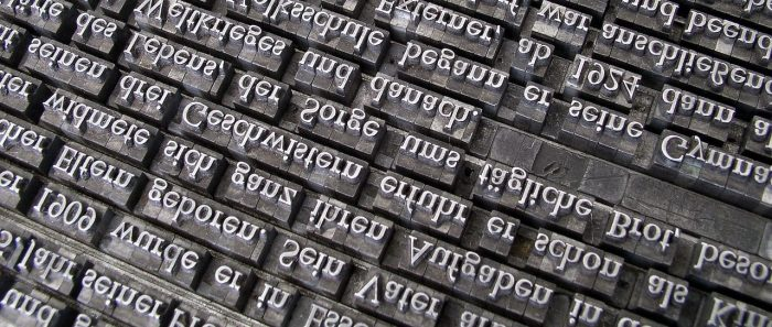 """Whatever Happened to Words? - Why """"Symbol Swapping"""" is freaking me out."""