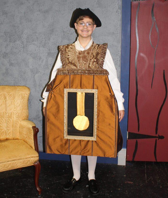 Costume Design: Cogsworth