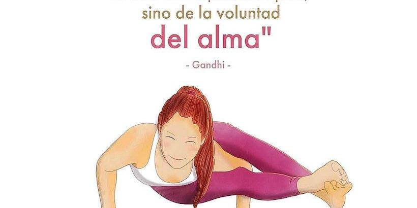 """""""La fuerza no viene de la capacidad corporal, sino de la voluntad del alma."""" Gandhi"""