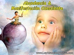 Abundancia & Manifestación Consciente