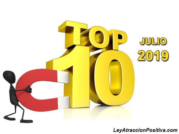 Top 10 Julio 2019