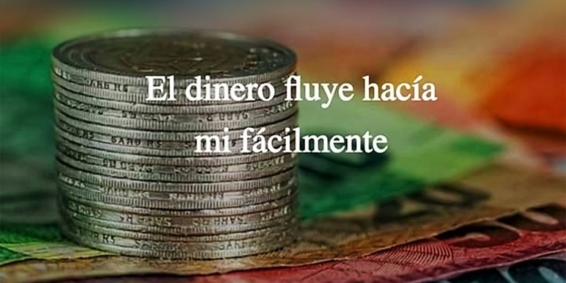 """""""¡El Dinero Fluye hacia Mí Fácilmente!"""""""