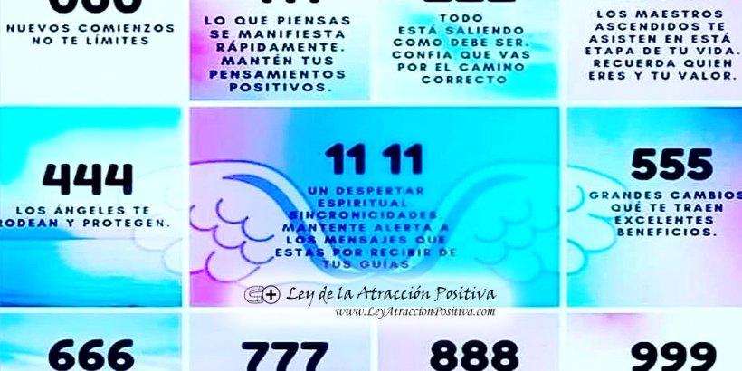 Números Angélicos