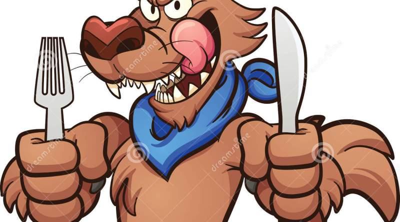 Fábula corta: El lobo hambriento