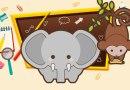 Las patas de un elefante (Fábula infantil)