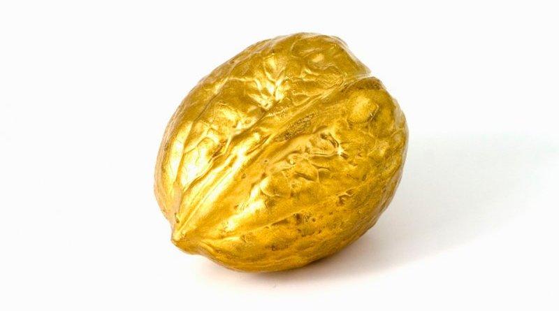 La nuez de Oro- Cuento con moraleja