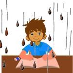 El lugar donde llueve chocolate