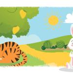 Tío Tigre, Tío Conejo y los mangos