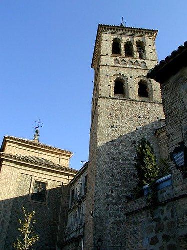 Torre de la Iglesia de San Román