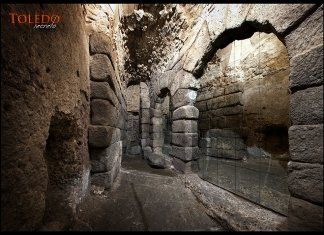 Cueva de Hércules en Toledo