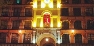 Arco de la Sangre en Toledo