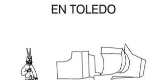 Guía para sobrevivir en Toledo