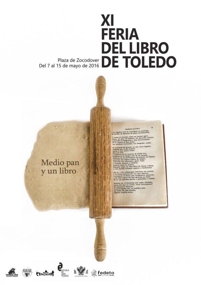 Feria del libro 2016 en toledo leyendas de toledo for Feria del mueble de yecla