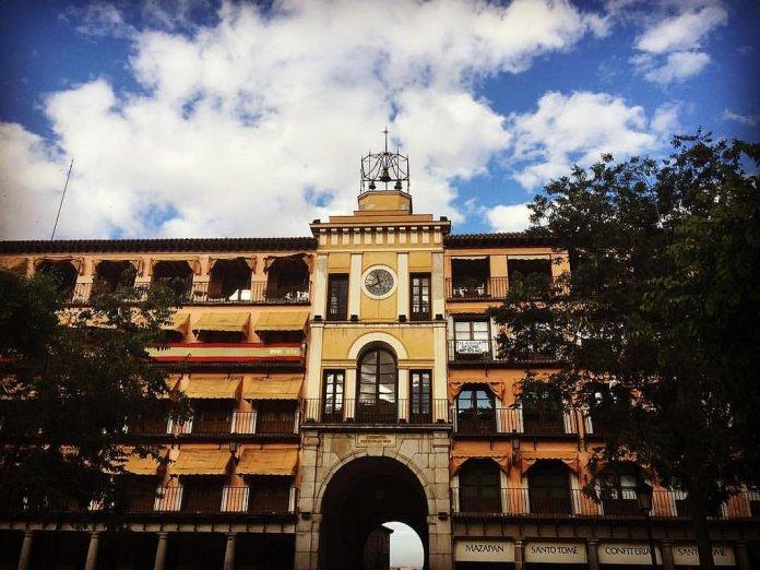 Plaza de Zocodover. Qué ver en Toledo