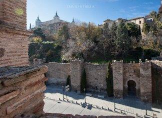 Vistas desde el torreón del Puente de Alcántara
