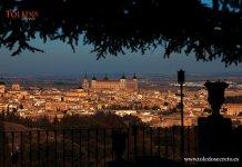 Toledo desde los Cigarrales