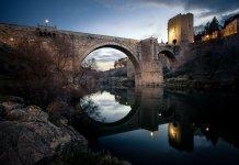 Puente de Alcántara, por David Utrilla