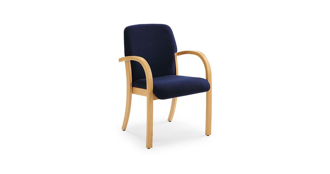Sedie in legno e poltrone per anziani case riposo