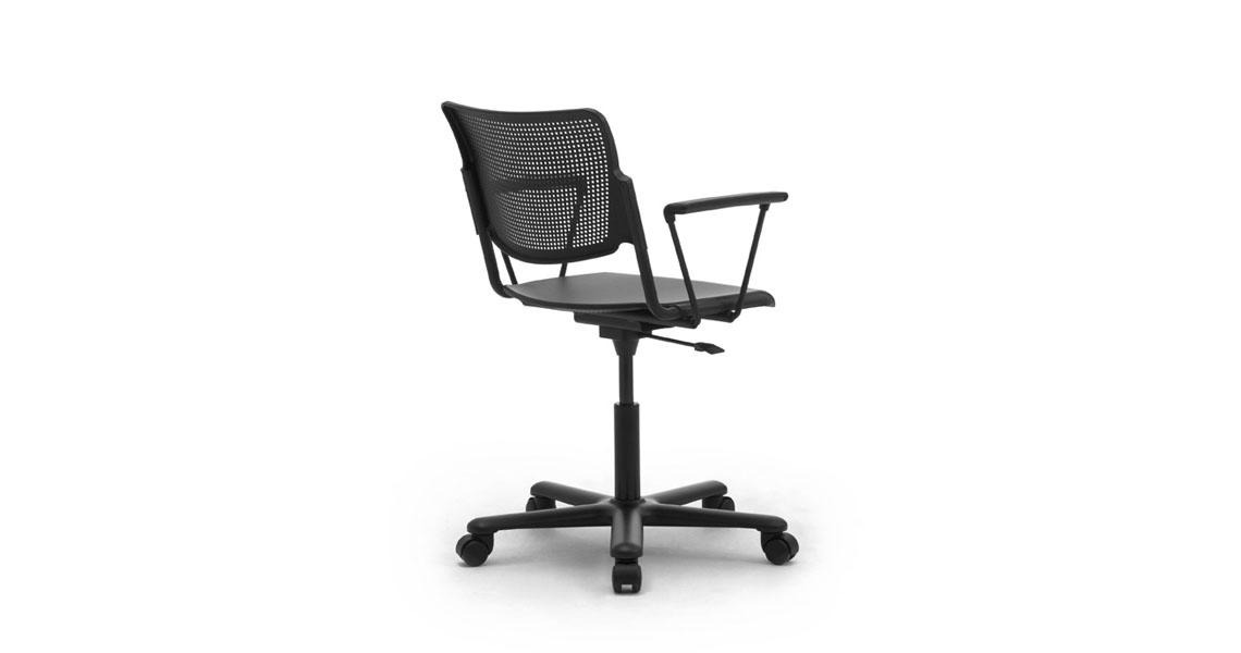 Scegli la consegna gratis per riparmiare di più. Task Office Chairs With Metal Seat And Back Leyform