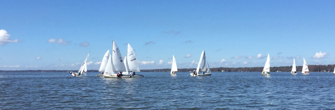 Adult Lessons – Learn to Sail!