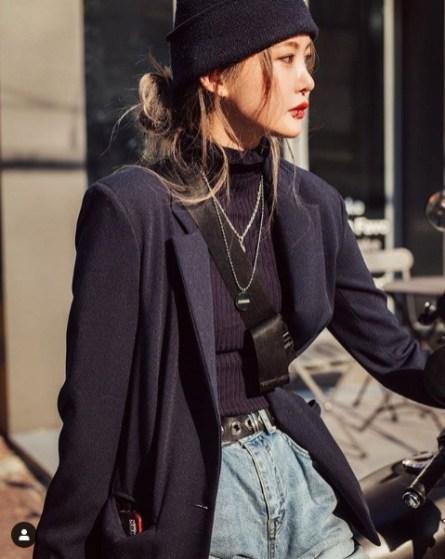modèle coréenne