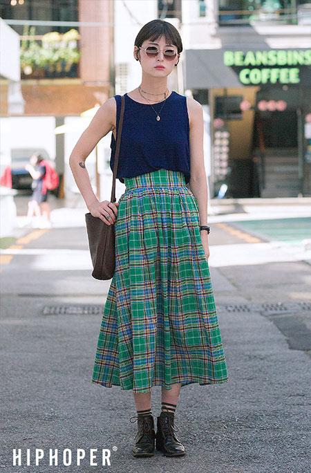 Seoul fashion