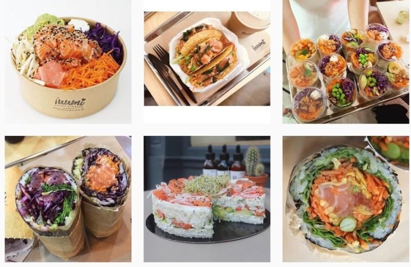 Instagram Fuumi Sushi