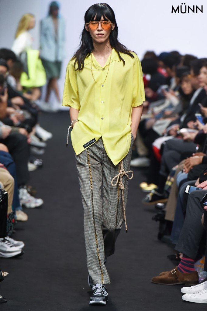 mode coréenne homme