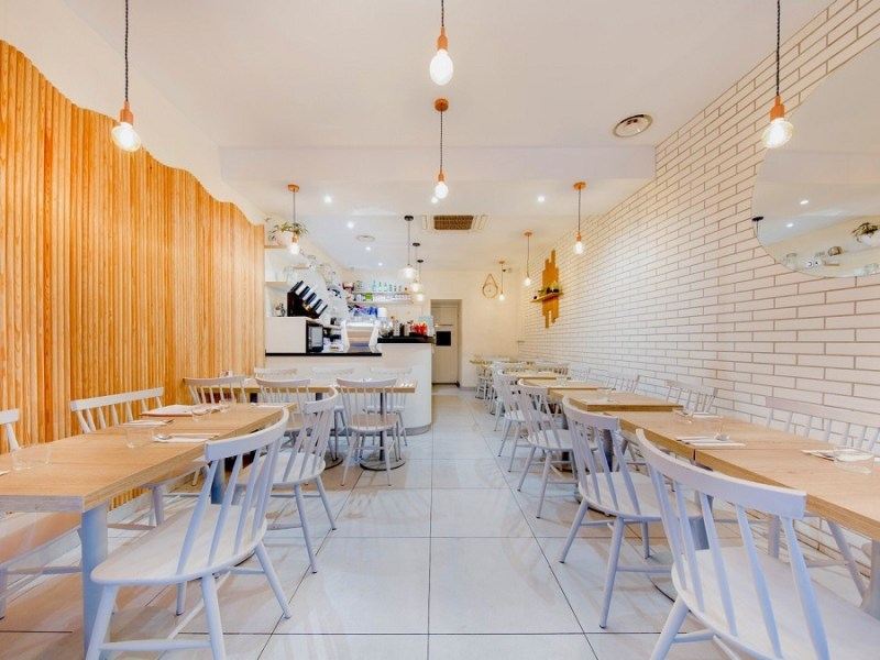 Restaurant coréen