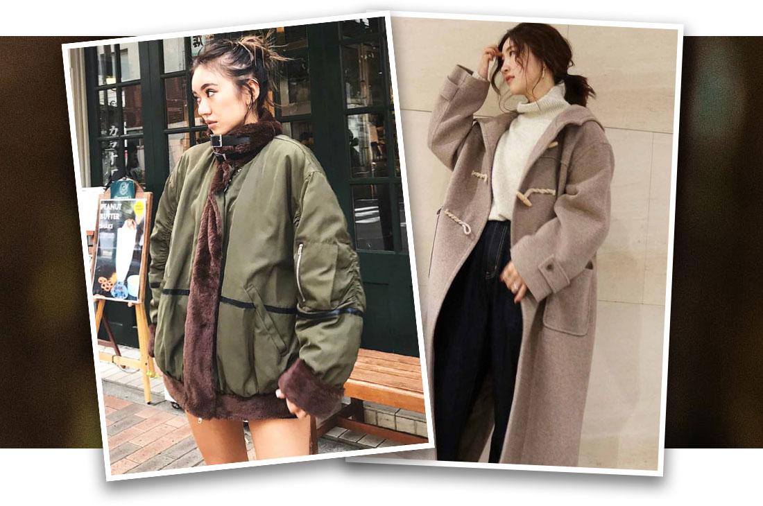 blouson mode japonaise